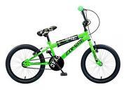 Green BMX Wheels