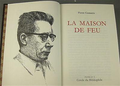LA MAISON DE FEU , ROMAN