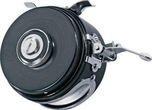 Pflueger automatic fly reel ebay for Automatic fishing reel