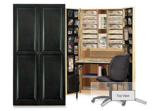 Craft Armoire