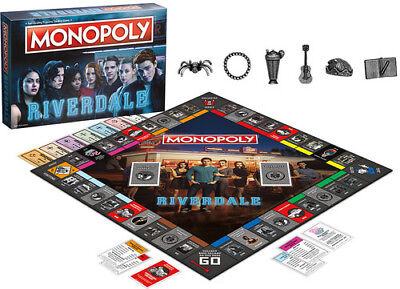 Monopoly: Riverdale Board Game (Monopoly Board Games)