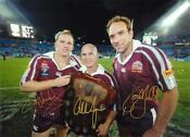 Darren Lockyer Signed