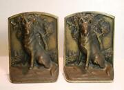 Bronze German Shepherd