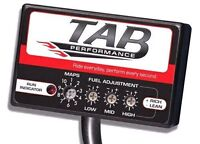 Tab performance engine tuner for Harley VROD
