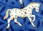 Mixed Materials Collectible Horse Ornaments