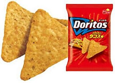 Japanese food Frito Lay Doritos Mexican Taco Taste 63g crunchy Chips from Japan