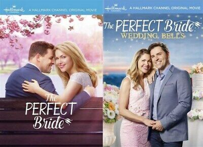 The Wedding Bell (THE PERFECT BRIDE + PERECT BRIDE WEDDING BELLS New 2 DVD Both Films)