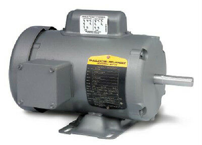 L3606t 3 Hp 3450 Rpm New Baldor Electric Motor