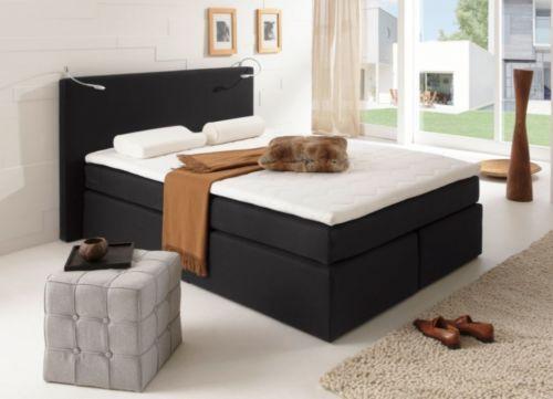 boxspringbett h3 betten wasserbetten ebay. Black Bedroom Furniture Sets. Home Design Ideas