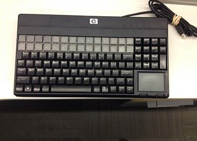 Hp G86-62401euaisa Hp Pos Usb Keyboard With Integrated Touchpad