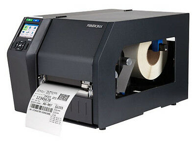 Printronix T8000, T8304 Barcode Label Printer WIRELESS REWIND/PEEL T83X4-1111-0 for sale  Addison