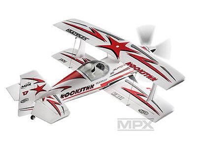 Multiplex RockStar Rock Star Doppeldecker Kunstflug-Modell - RR-Version - 105 cm