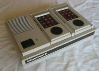 Intellivision 2 and game