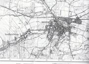 Oberschlesien Landkarte