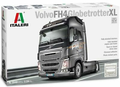 Volvo fh04 Globetrotter 4x2 25 years red Tekno 74503 1:50