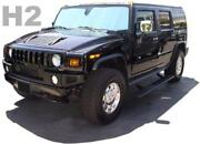 Hummer H2 Windshield