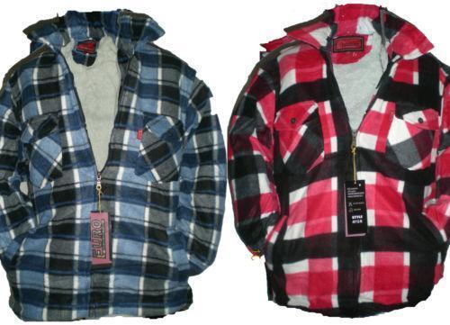 Lumber Jacket Ebay