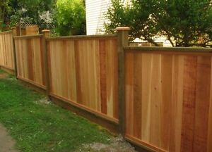 Fences and Decks by 'Art of Landscaping Design & Services Ltd.' Edmonton Edmonton Area image 1