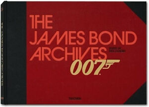 THE-JAMES-BOND-ARCHIVES-Published-by-Taschen-First-Edition-with-Film-Strip
