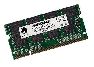 1GB 333 Mhz DDR RAM Apple für PowerBook G4 / iMac G4/...