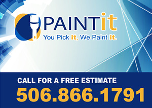 PART-TIME PAINTER NEEDED.