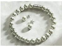 Faux Pearl gift set
