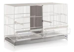 Cage à oiseau large
