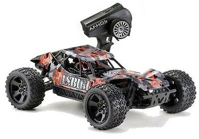 """Absima 12212 EP 4WD Sand Buggy """"ASB1BL"""" BL Waterproof 2.4GHz RTR 1:10 - Neu/Ovp"""