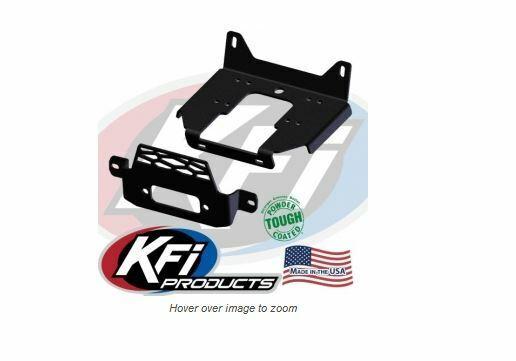 KFI Winch Mount Kit Polaris RZR 1000 900 Turbo General XP and 4 seater