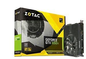 Zotac 1050 ti 4gb - 8 months old works great 2 yrs warranty