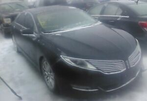 2013 Lincoln MKZ part out