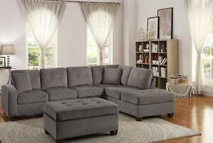FABRIC SECTIONALS ON SALE (AD 183)