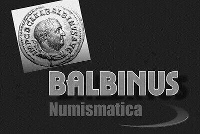 Balbinus Numismatica