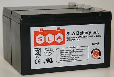 APC 2-pack 12v 7ah Battery Razor Scooter Es300 E200 E300 ...