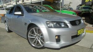 2008 Holden Commodore VE MY09 SS-V 60th Ann Silver 6 Speed Automatic Sedan Homebush Strathfield Area Preview
