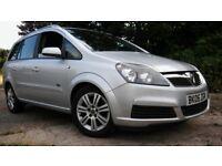 Vauxhall Zafira 1.6 petrol quick sale
