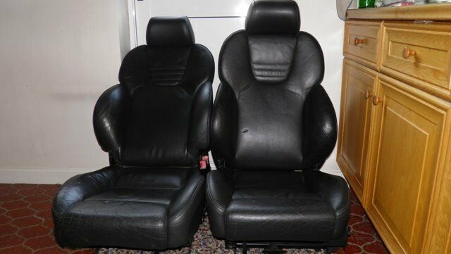 Audi 2003 S3 Electric Leather Recaro Seats