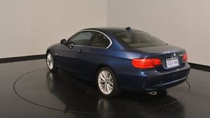 2011 BMW 320D E92 MY11 Steptronic Blue 6 Speed Sports Automatic Coupe Victoria Park Victoria Park Area Preview