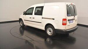 2012 Volkswagen Caddy 2KN MY12 TDI250 Maxi 1 5 Speed Manual Van Victoria Park Victoria Park Area Preview