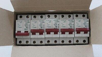 Moeller Leitungsschutzschalter FAZC 6-Hi10 Gebr.