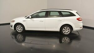2014 Ford Mondeo MC LX PwrShift TDCi Frozen White 6 Speed Sports Automatic Dual Clutch Wagon Victoria Park Victoria Park Area Preview