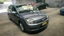 2006 Holden Astra AH MY06.5 CD Grey 4 Speed Automatic Hatchback Lidcombe Auburn Area Preview