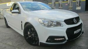 2013 Holden Ute VF SS-V Redline White 6 Speed Automatic Utility Homebush Strathfield Area Preview