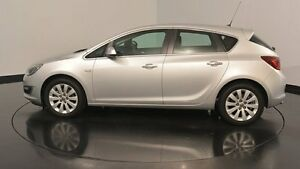 2013 Opel Astra AS Select Silver 6 Speed Manual Hatchback Welshpool Canning Area Preview