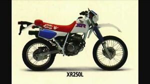 WANTED- 200 to 350cc dual sport bike.