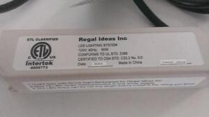 Regal ideas120-volt 60 Watt 12 Volt DC LED Lighting Power Supply