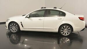2014 Holden Calais VF MY14 V White 6 Speed Sports Automatic Sedan Welshpool Canning Area Preview