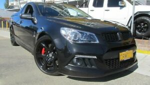 2015 Holden Special Vehicles Maloo Gen F MY15 Black 6 Speed Automatic Utility Homebush Strathfield Area Preview