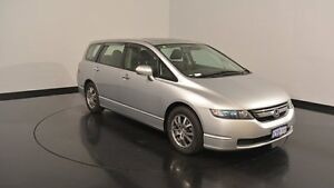 2008 Honda Odyssey 3rd Gen MY07 Luxury Silver 5 Speed Sports Automatic Wagon Welshpool Canning Area Preview