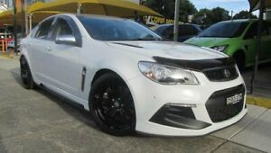 2015 Holden Special Vehicles Senator Gen F2 Signature White 6 Speed Auto Active Sequential Sedan Homebush Strathfield Area Preview